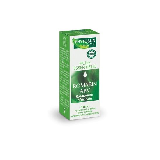 Phytosun arôms huile essentielle romarin ABV 5ml
