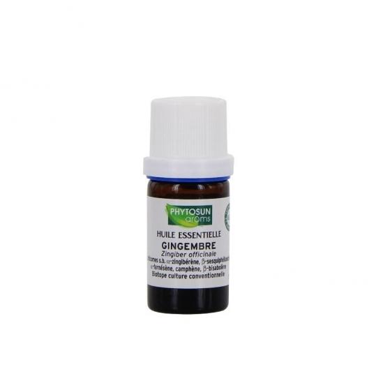 Phytosun arôms huile essentielle gingembre 5ml