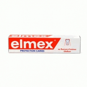 Elmex dentifrice protection caries 75ml