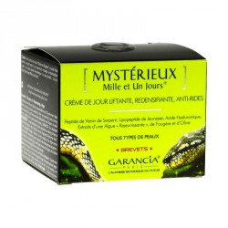 Garancia mystérieux mille et un jours crème 30ml