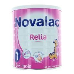 Novalac relia lait 1er âge 800g