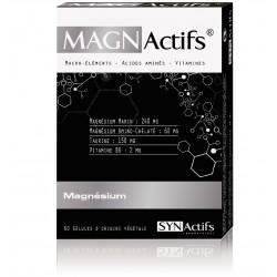 Aragan Synactifs MagnActifs 60 gélules