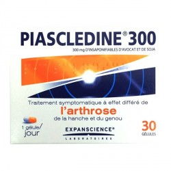 Expanscience Piascledine 300ml 30 gélules