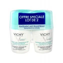 Vichy Déodorant Anti-Transpirant Bille 48H 2x50ml