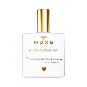 Nuxe Huile Prodigieuse Visage-Corps-Cheveux Edition Limitée Blanc 100ml
