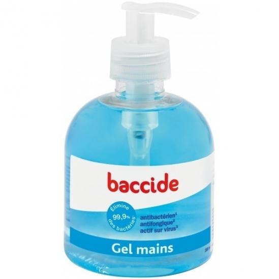 BACCIDE GEL NETT MAIN S RIN FL PPE/300ML