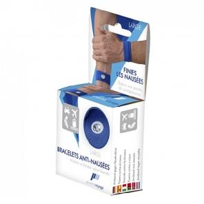 Pharmavoyage Bracelet Anti-Nausées Bleu