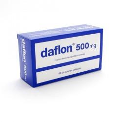 Daflon 500 mg 60 comprimés