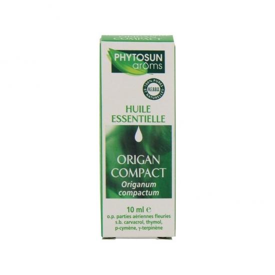 Phytosun aroms huile essentielle d'origan compact 10ml