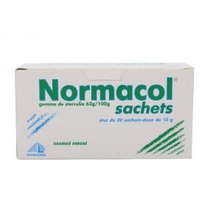 Normacol 30 sachets-doses de 10 g constipation
