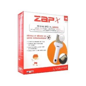 Visiomed Zap'x C200 Peigne Spécial Lentes
