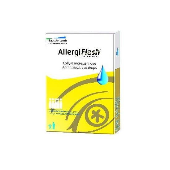 AllergiFlash 0,05% Collyre 10 unidoses