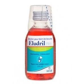 Eludril Pro bain de bouche 200ml