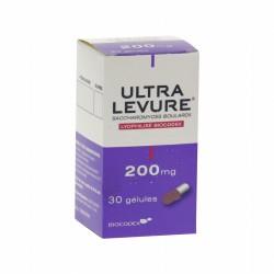 Ultra-Levure 200mg 30 gélules