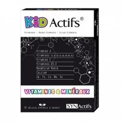 Synactifs kidactifs 30 géllules