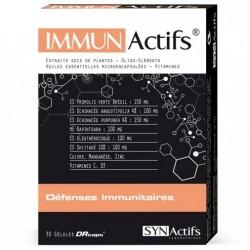 Synactifs immunactifs 30 géllules