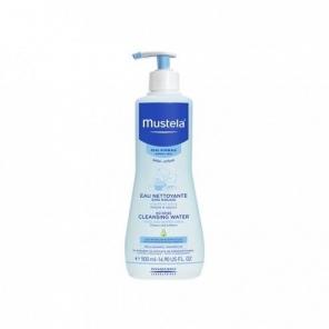 Mustela bébé eau nettoyante 500 ml