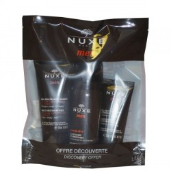 Nuxe men sachet decouverte 2016