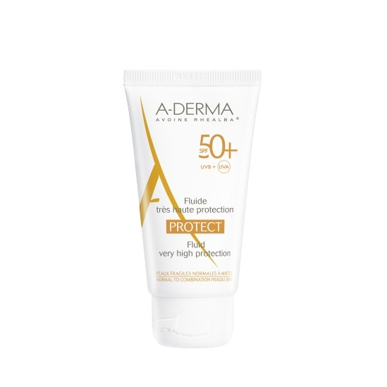 Aderma Protect Spf50+ Fluide 40ml