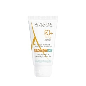Aderma Protect Ac Spf50+ Flde 40ml