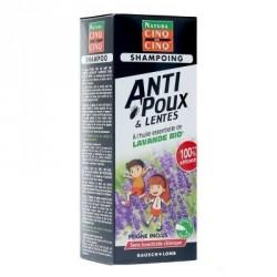 Cinq sur Cinq Anti-Poux & Lentes Shampoing 100 ml