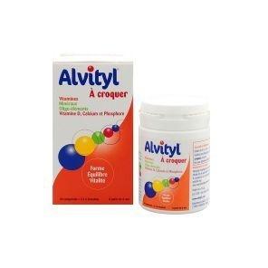 Alvityl forme équilibre vitalité. comprimés à croquer 30 comprimés