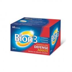 Bion 3 Adultes 60 Comprimés