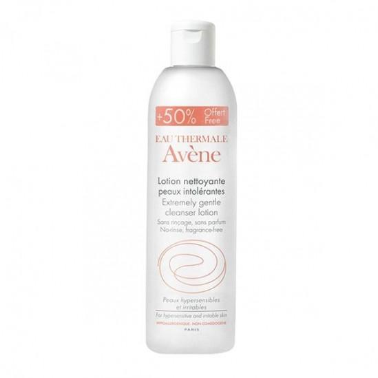 Avène lotion nettoyante pour peaux intolérantes 300ml