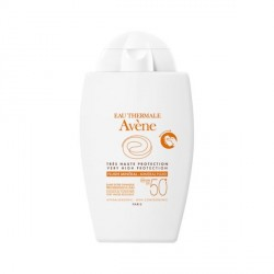 Avène solaire SPF50 fluide mineral 40ml