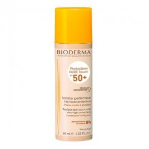 Bioderma Photoderm Nude Touch SPF 50+ Teinte Naturelle