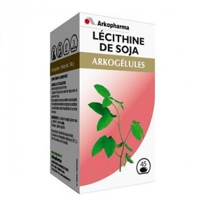 Arkogélules Lécithine de Soja 45 Capsules