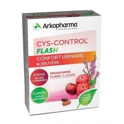 Arkopharma Cys-control Flash 20 Gélules