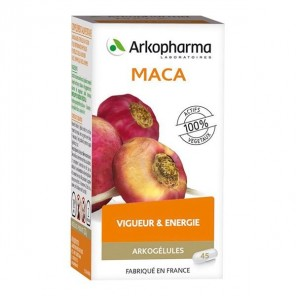 Arkopharma Arkogelules Maca 45 gélules