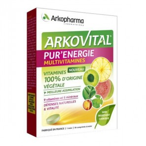 ARKOVITAL PUR'ENERGIE 2X15CP