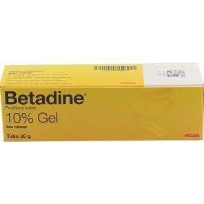 Betadine 10 pour cent 30g