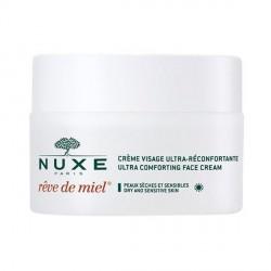 Nuxe Crème Visage Rêve de Miel Ultra-réconfortante 50ML