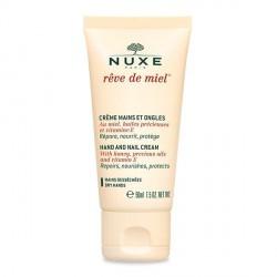 Nuxe Crème Mains et Ongles Rêve De Miel tube 50ml