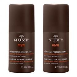 Nuxe Men Déodorant Roll-on Lot de 2x50ml
