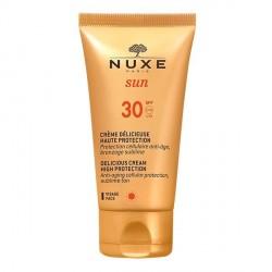 Nuxe sun crème délicieuse visage haute protection SPF30 50ml