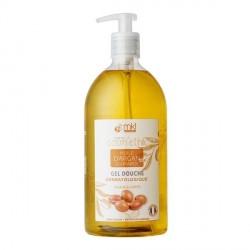 Mkl gel douche huile d'argan du maroc 1L sans savon
