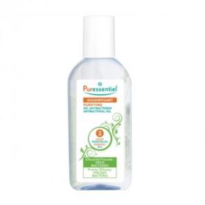 Puressentiel gel hydro-alcoolique antibactérien 25ml