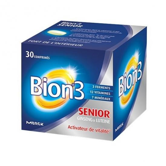 Bion 3 senior activateur de vitalité 60 capsules