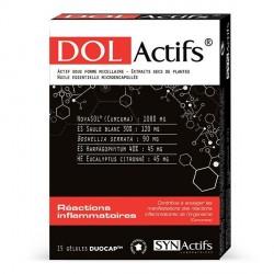 Synactifs dolactifs voite de 30 gélules