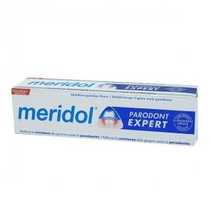 Meridol parodent expert dentifrice 75ml