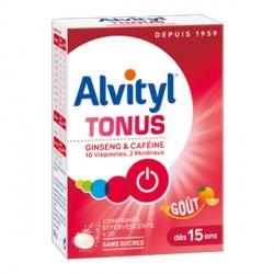 Urgo alvityl tonus 20 comprimés effervescents