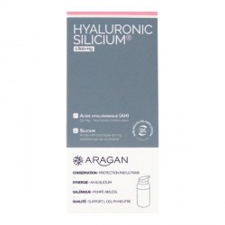 Aragan hyaluronic silicium 1800mg 30g