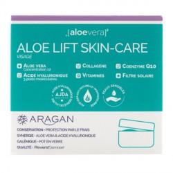 Aragan crème anti-âge aloe vera 50ml