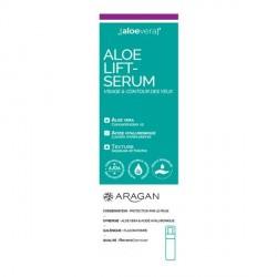Aragan serum anti-âge aloe vera 30ml