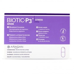 Aragan biotic P3 stress Boîte de 60
