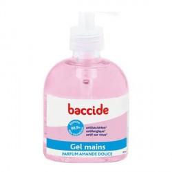Baccide gel hydro-alcoolique à l'amande douce 300ml
